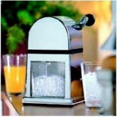 Manual Sharpener Ice Crusher