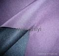 polyester pongee/deswpo bonding