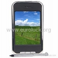 free-shipping 8GB cheap mp3 Mp4 players (Touch Screen)  with Silicon case