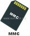 (free-shipping) MMC card  2GB