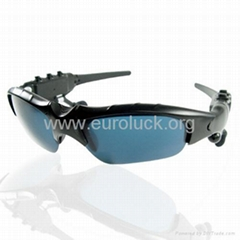 free shipping+Sunglasses with 2GB MP3