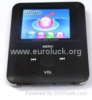 free-shipping+  2.0 inch  mp4 (Ipod appearance)4GB players