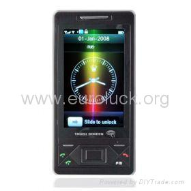 X1 Tri-band Dual Sim Card Cell Phone 1