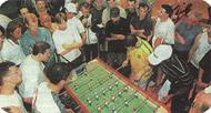組合式桌上足球台
