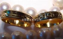 18K金> 时尚饰品 > 戒指