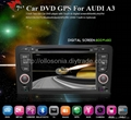 car dvd and gps for audi a3