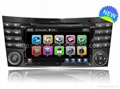 car dvd and gps for Benz E class W211 W