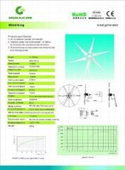 Wind King  Wind generator