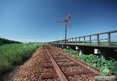 wind power with solar generator