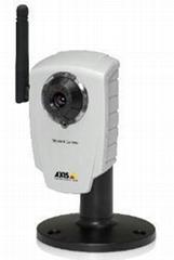 AXIS 207/207W網絡攝像機