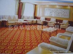 沙发换面、椅子换面、客房家具换面油漆
