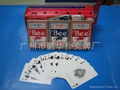 撲克廠家供應高仿美國小蜜蜂撲克