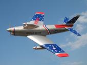 F-86 Sabre Plane