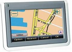 GPS navigation detector
