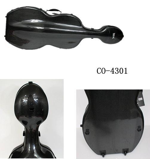 碳纤维大提琴盒 1