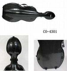 碳纤维大提琴盒