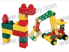 Educational Toys, School Supply, Manipulative Toys, Building Blocks, Plastic Toy