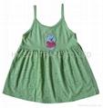 2012  baby spring/summer dress