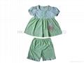 baby clothes set 100%cotton 1