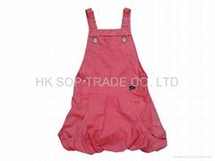 girls cute design dress