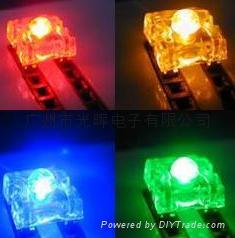 食人魚大功率LED燈發光二極管