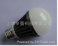 室內LED球泡燈 1