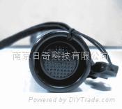 鋁合金太陽能手電筒 3