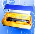 鋁合金太陽能手電筒 4