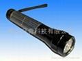 10 led 太陽能手電筒 2