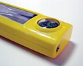 便攜雙充太陽能手電筒 2
