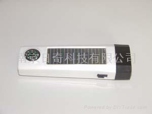 便攜雙充太陽能手電筒 4