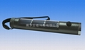 可換電池太陽能手電筒