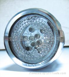 超大尺寸鋁合金太陽能手電筒 2