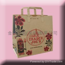Shopping bag paper-carry bag Shopping bag kraft bag 5