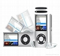 1.8 inch TFT Screen MP4 Player in iPod 4th with Touch Key-Press