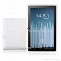 Q88 Cheapest 7 Inch Tablet PC Android 4.0 512M/4GB