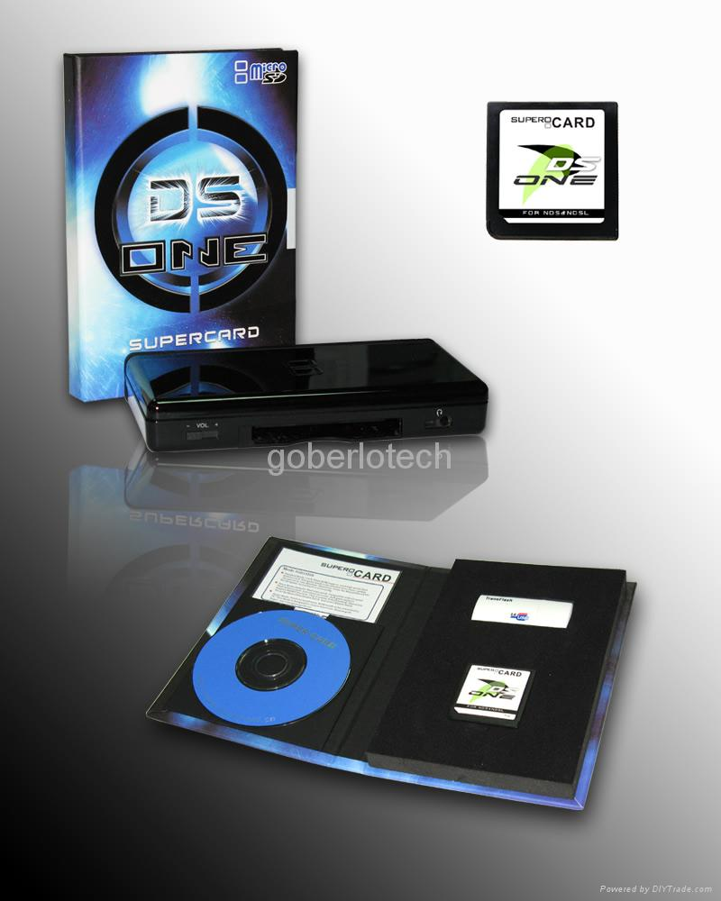 SDHC SUPERCARD ONE TÉLÉCHARGER DS FIRMWARE