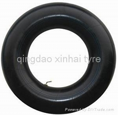 butyl and natural rubber tube