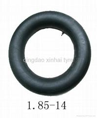 Natural rubber inner tubes