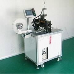 超聲波自動沖孔剪切機