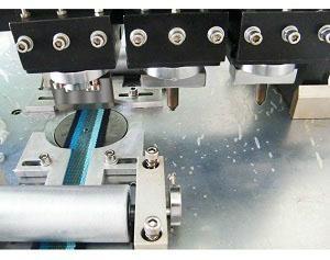 超聲波自動沖孔剪切機 2