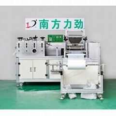 超声波无纺布自动缝合机