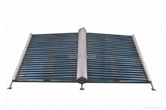 solar water heaters for project