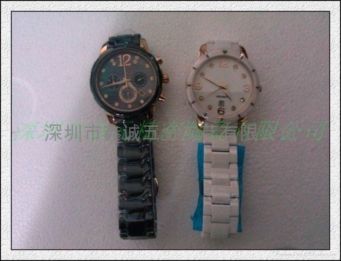 供应陶瓷手表 2