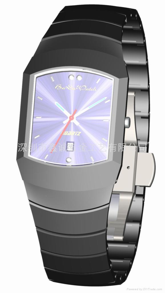 供應鎢鋼手錶 1