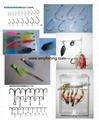 fishing hook, tuna hook, fly hook