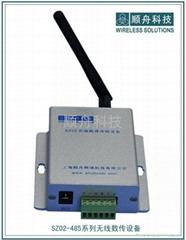 ZIGBEE无线转485传输模块
