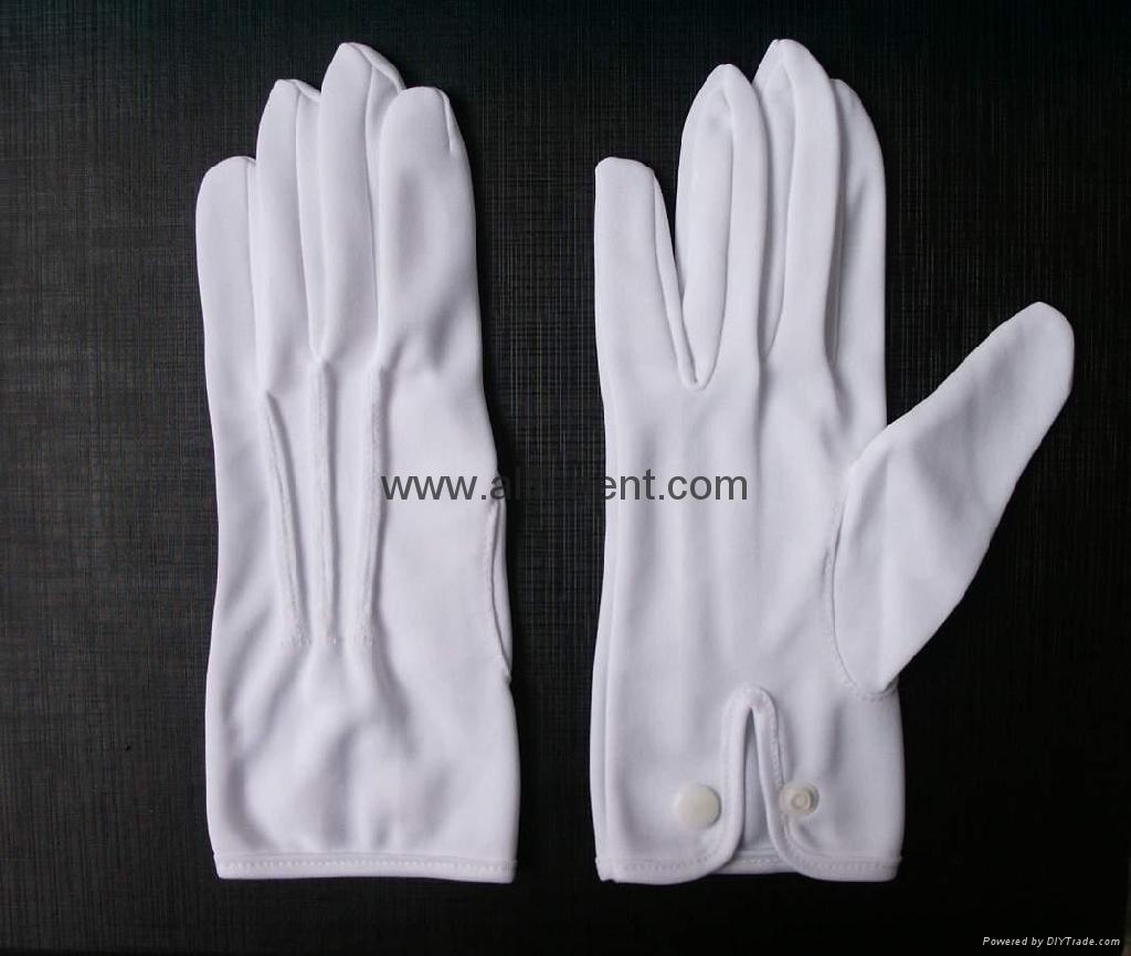 全棉禮儀手套 2