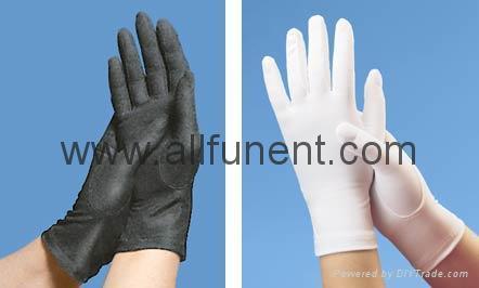 真絲手套 2