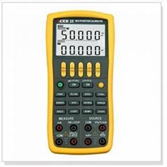 过程信号效验仪